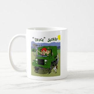 Deuce Jockey Coffee Mug