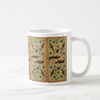 Deuce of Staves Tarot Card Coffee Mug