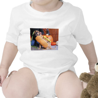 Deuce - Puggle - amortiguador Traje De Bebé
