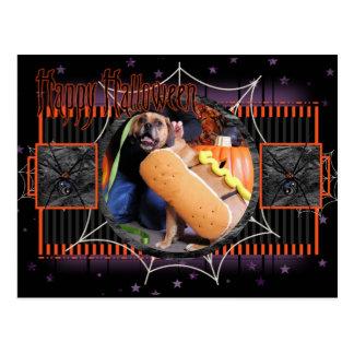 Deuce - Puggle - Dimmer Postcard