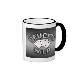 Deuce s Wild Mug