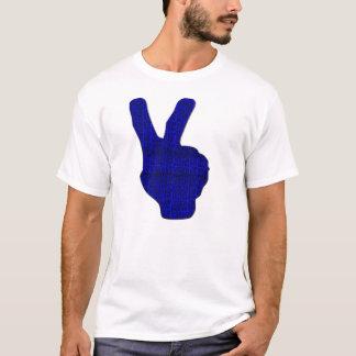 DEUCES-Blue-Black T-Shirt