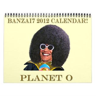 Deuda Brother del calendario del planeta O