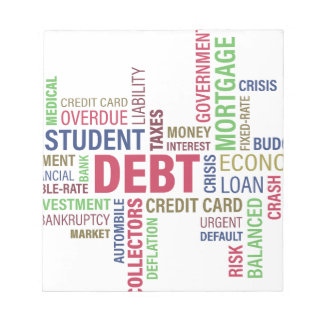 Deuda-crédito, pérdida bloc