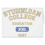 Deuda de la educación universitaria felicitación