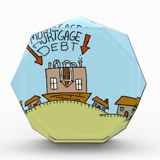 Deuda hipotecaria al revés