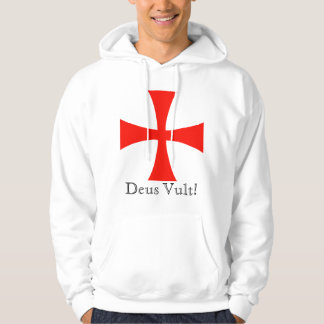 Deus vult ! hoodie