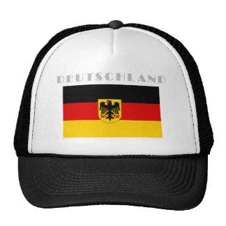 DEUSTCHLAND2 TRUCKER HAT