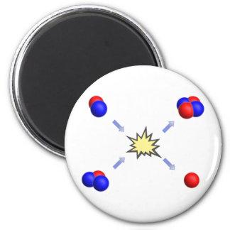 Deuterium-Tritium fusion 2 Inch Round Magnet