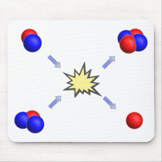 Deuterium-Tritium fusion Mouse Pad