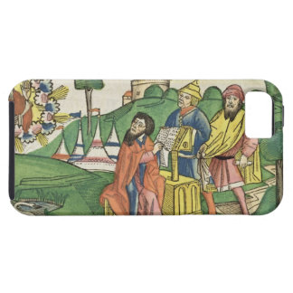 Deuteronomy: Frontispiece in which God makes the L iPhone 5 Cover