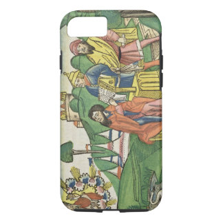 Deuteronomy: Frontispiece in which God makes the L iPhone 7 Case