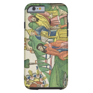 Deuteronomy: Frontispiece in which God makes the L Tough iPhone 6 Case