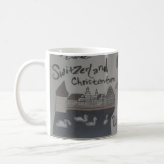 Deutsch/christlich mug-liechtenstein/Switzerland Coffee Mug