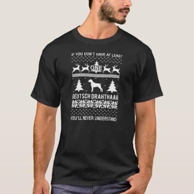 Deutsch Drahthaar T-Shirt