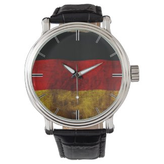 Deutsch Flagge - Vintage... Watch