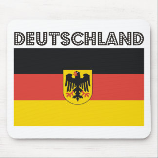 Deutsch German Products & Designs! Mouse Pad
