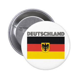Deutsch German Products & Designs! Pinback Button