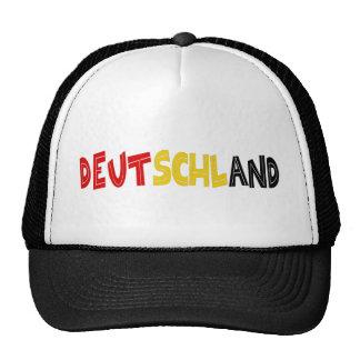 Deutschand Original designs! Trucker Hat
