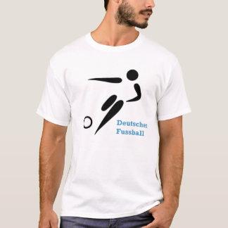 Deutscher Fussball T-Shirt