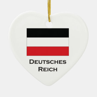 deutsches reich.ai ceramic ornament