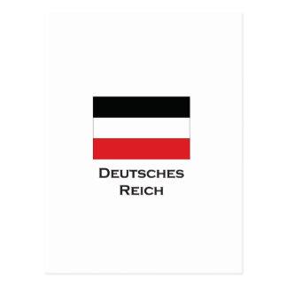 deutsches reich ai post card