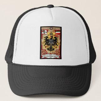 Deutsches Reich ~ Vintage German WW1 Poster Trucker Hat