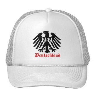 Deutschland 1949 German Eagle Emblem Trucker Hats