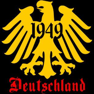 German Eagle Keychains   Zazzle