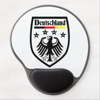 Deutschland 2014 gel mouse pad