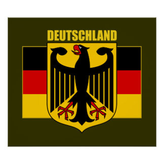Deutschland 2 posters
