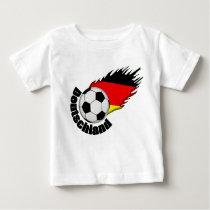 deutschland baby T-Shirt