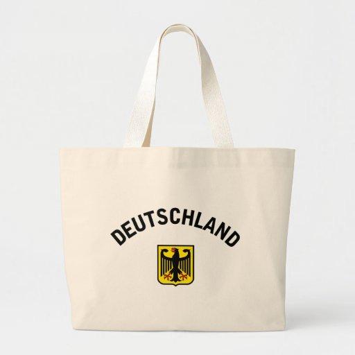 Deutschland Bolsa Tela Grande