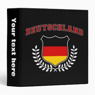 """Deutschland Carpeta 1 1/2"""""""