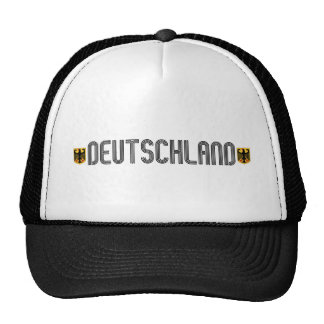 Deutschland coat of arms! trucker hat