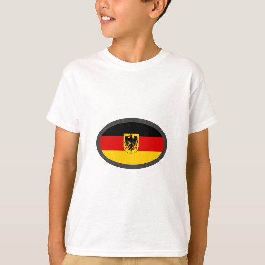 Deutschland cool flag design! T-Shirt