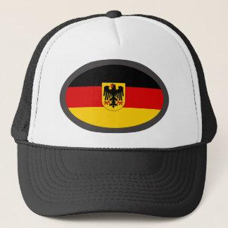 Deutschland cool flag design! trucker hat