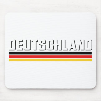 Deutschland design! mouse pad