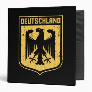"""Deutschland Eagle - escudo de armas alemán Carpeta 1 1/2"""""""