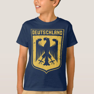 Deutschland Eagle - escudo de armas alemán Playera