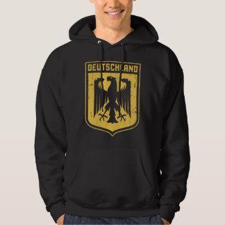 Deutschland Eagle - escudo de armas alemán Sudadera