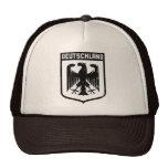 Deutschland Eagle - escudo de armas de Alemania Gorro De Camionero