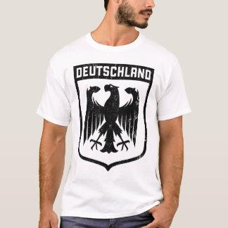 Deutschland Eagle - escudo de armas de Alemania Playera
