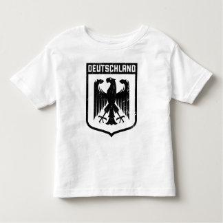 Deutschland Eagle - escudo de armas de Alemania Remera