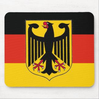Deutschland Eagle Flag Mouse Pad