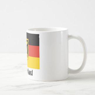Deutschland Eagle Flag Mugs