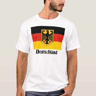 Deutschland Eagle Flag T-Shirt