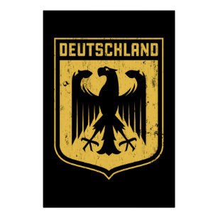 German Eagle Posters   Zazzle