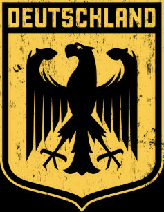 German Eagle Posters | Zazzle