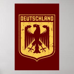 German Eagle Posters & Photo Prints   Zazzle